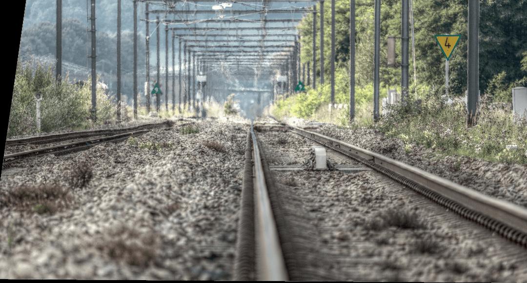 Überwachung der Schienentemperatur