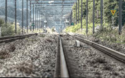 Surveillance de température du rail