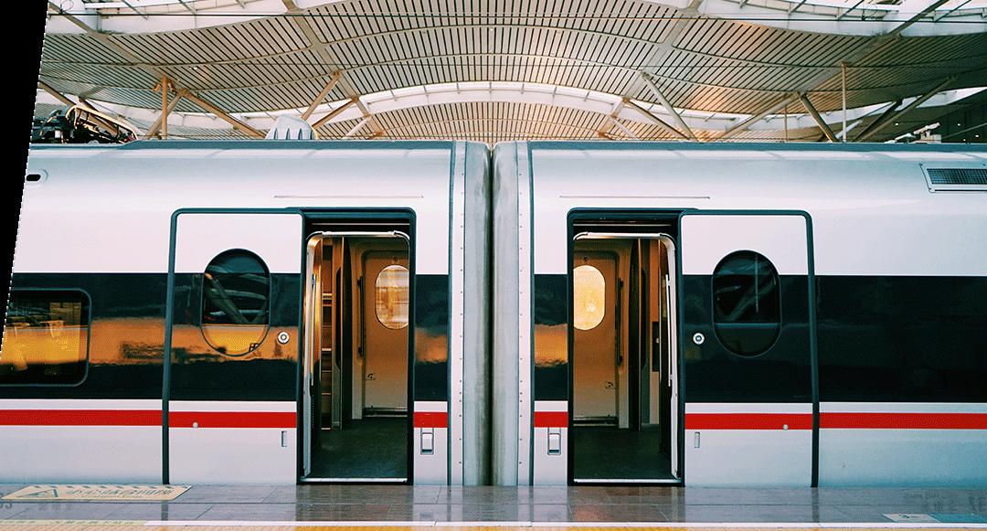 surveillance des portes de train - stimio