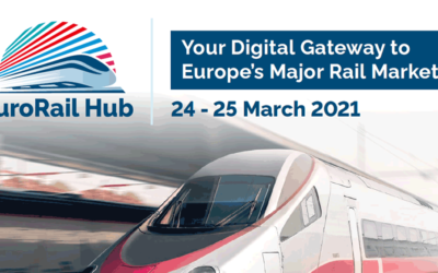 STIMIO to attend the first EuroRail Hub
