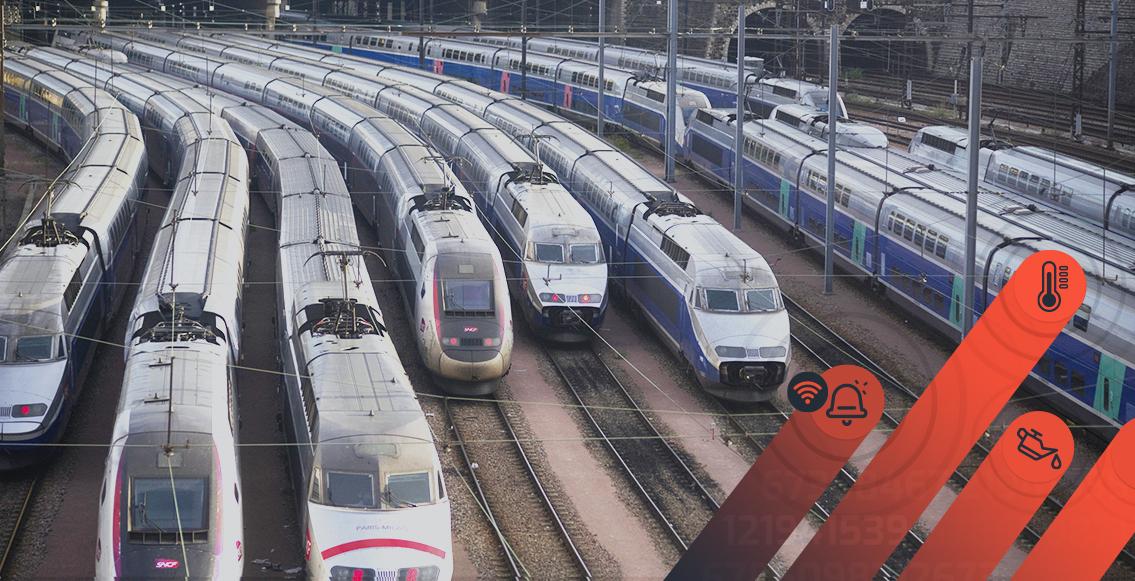 rolling stock predictive maintenance