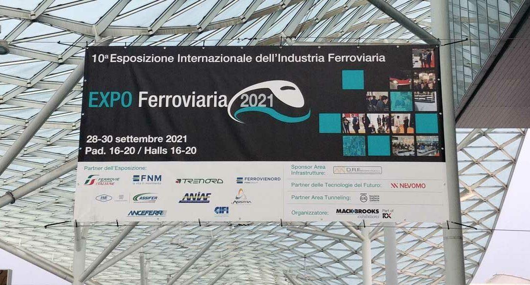 Expo ferroviaria 2021