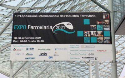 Stimio to exhibit at EXPO Ferroviaria